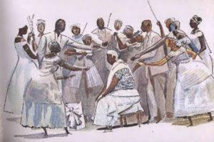 As quatro correntes da Umbanda