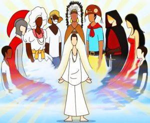 Faça uma Oração aos Bons Espíritos