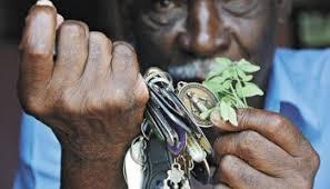 O Benzimento na Umbanda