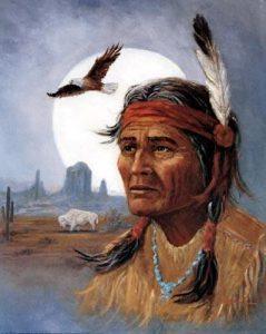 História do Caboclo e Mestre Pena Branca