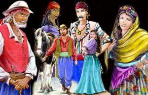 Quem são os 3 principais grupos Ciganos?