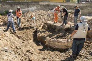 Escavações revelam relíquias de precursor do candomblé