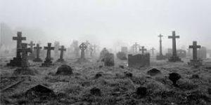 O que tem no cemitério? Cuidados e precauções
