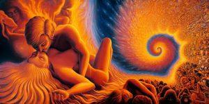 As trocas energéticas durante uma relação sexual